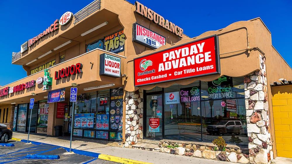 Cashback Loans