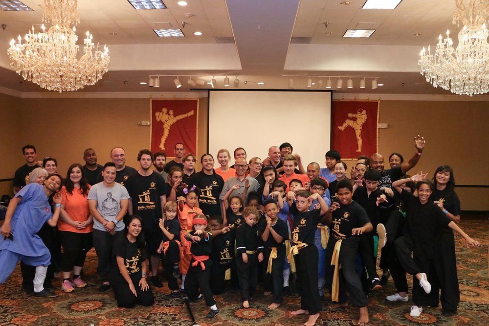Shaolin Institute: 4350 Peachtree Industrial Blvd, Norcross, GA