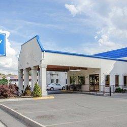Photo Of Rodeway Inn University Pocatello Id United States