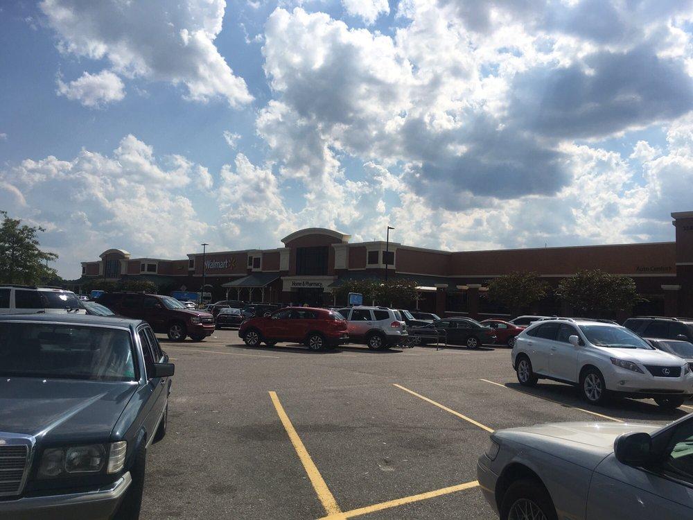 Walmart Supercenter: 3581 Richland Ave W, Aiken, SC