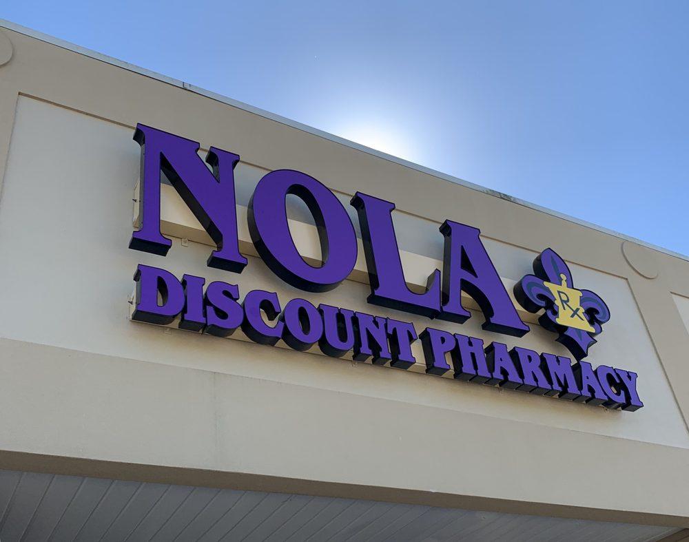 NOLA Discount Pharmacy - Destrehan: 3001 Ormond Blvd, Destrehan, LA
