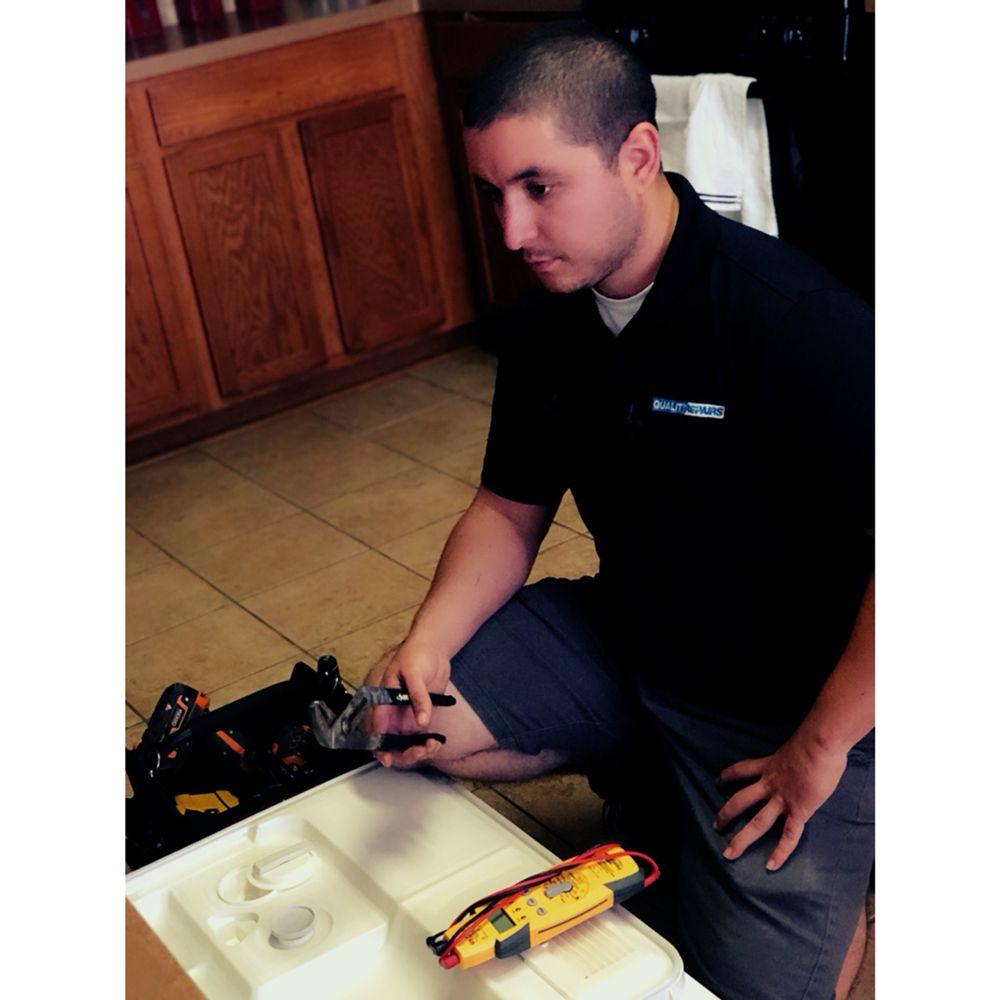 Quality Repairs: 15114 Cave Creek Dr, Atascocita, TX