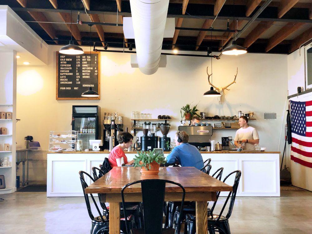 Building Three Coffee
