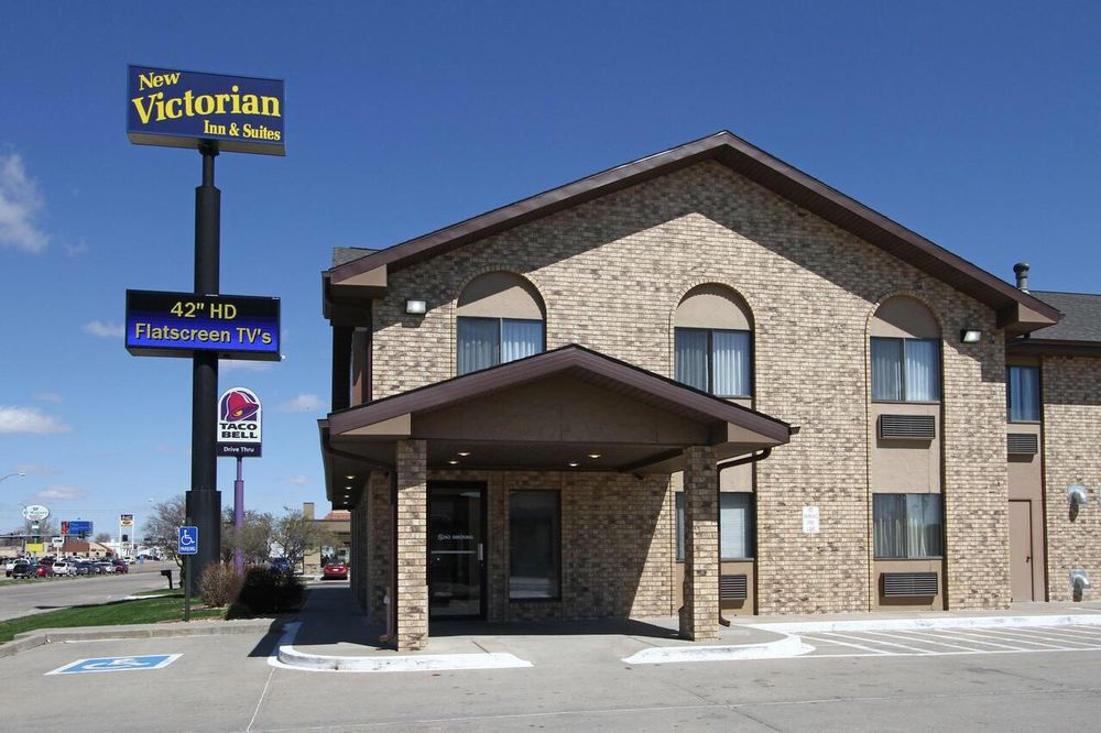 New Victorian Inn & Suites: 903 2nd Ave, Kearney, NE