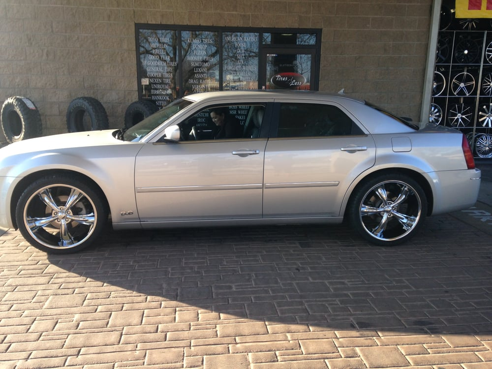 22 inch dcenti wheels on a chrysler 300 yelp. Black Bedroom Furniture Sets. Home Design Ideas