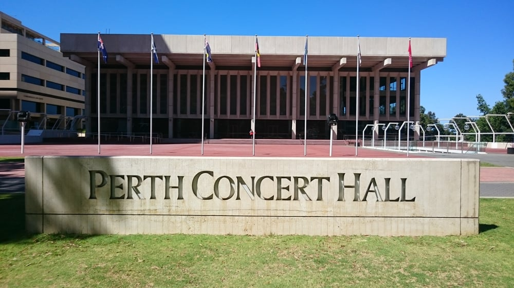 Perth concert hall 31 photos music venues 5 st for 5 st georges terrace perth