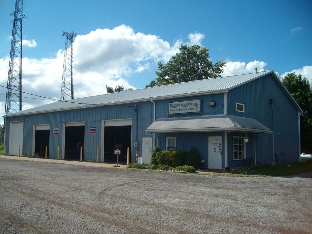 Performance Clinic: 33350 Lorain Rd, North Ridgeville, OH