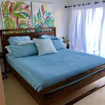 Photo Of Honolulu Furniture Company   Honolulu, HI, United States. Custom  Bed