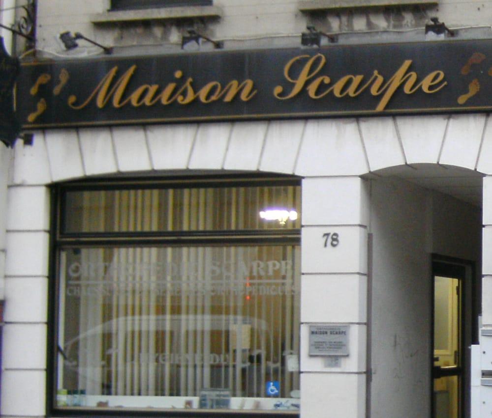 Maison scarpe sant m dical 78 rue saint andr for 82 rue brule maison lille