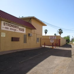 Photo Of Strongbox Mini Storage Apache Junction Az United States
