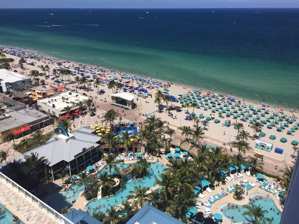 Margaritaville Hollywood Beach Resort Hollywood Fl United States