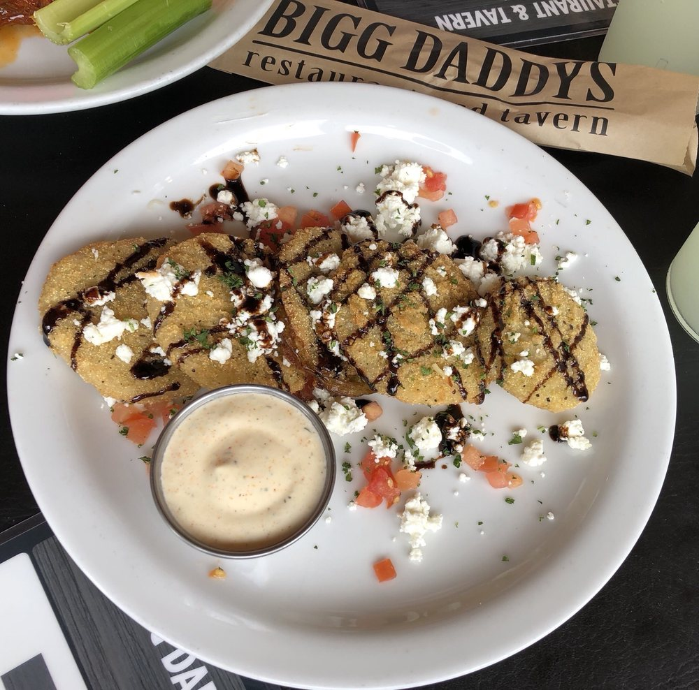Bigg Daddys Restaurant & Tavern: 807 Edelweiss Strasse, Helen, GA