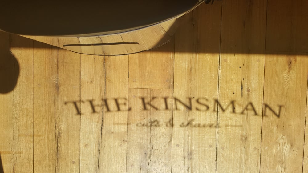 The Kinsman Barber Shop: 103 W 10th St, New York, NY
