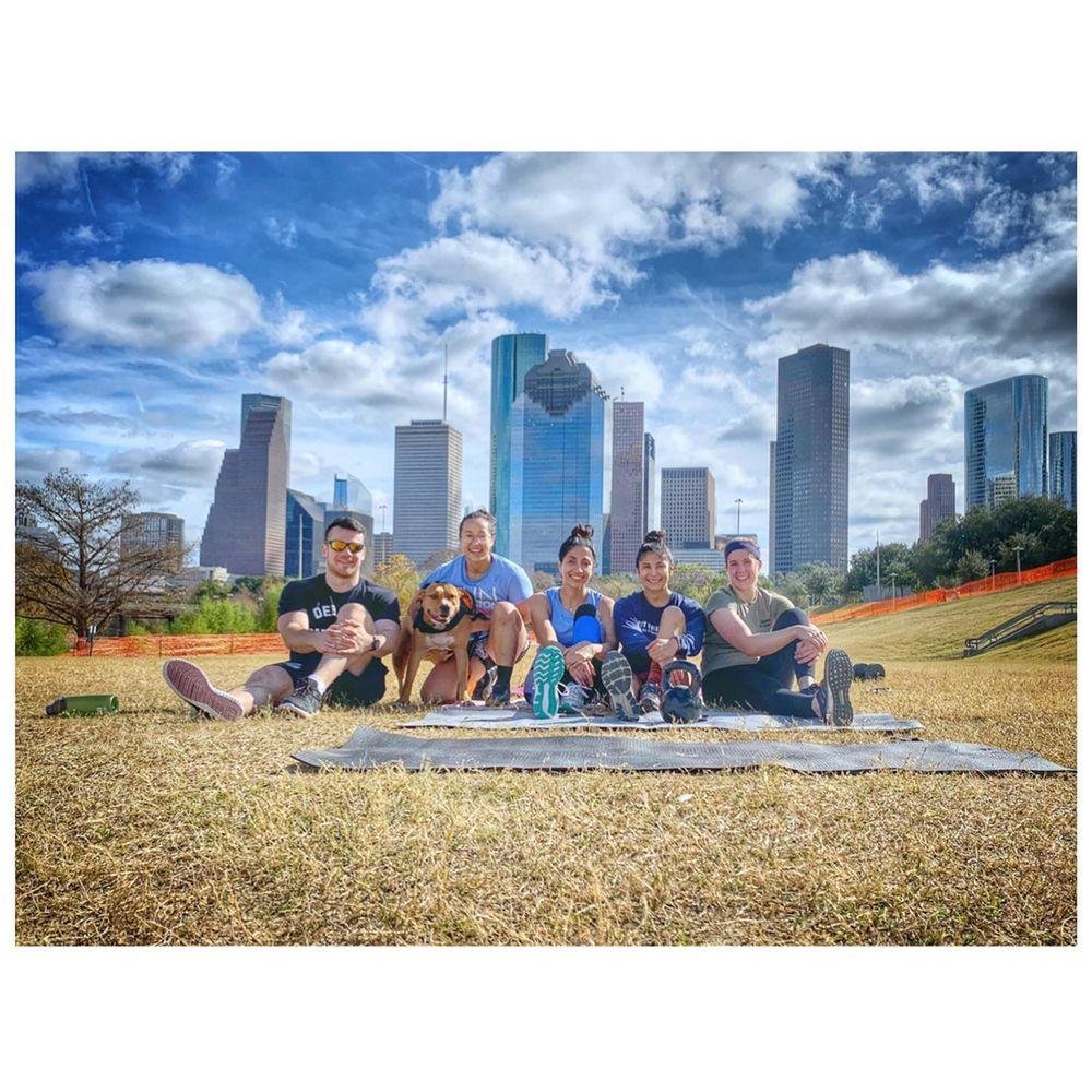Crossfit Be Someone: 1418 Roy St, Houston, TX