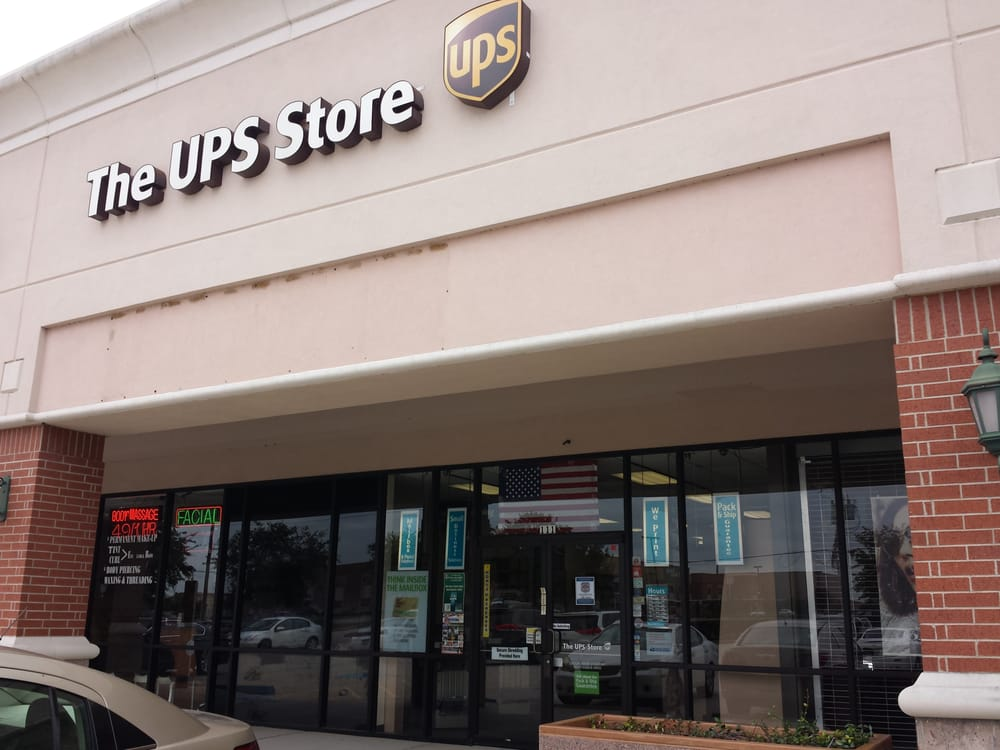 The UPS Store - Shipping Centers - 11601 Shadow Creek Pkwy, Pearland, TX - Phone Number - Yelp