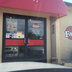 Restaurants Italian Photo Of Fazoli S Murfreesboro Tn United States General Manager Daryl Nelson