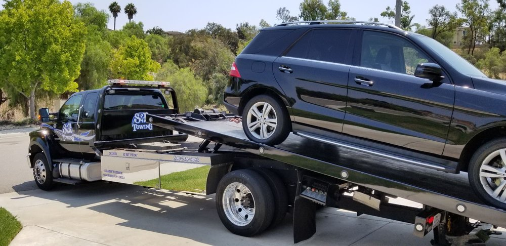 Towing business in Camp Pendleton South, CA