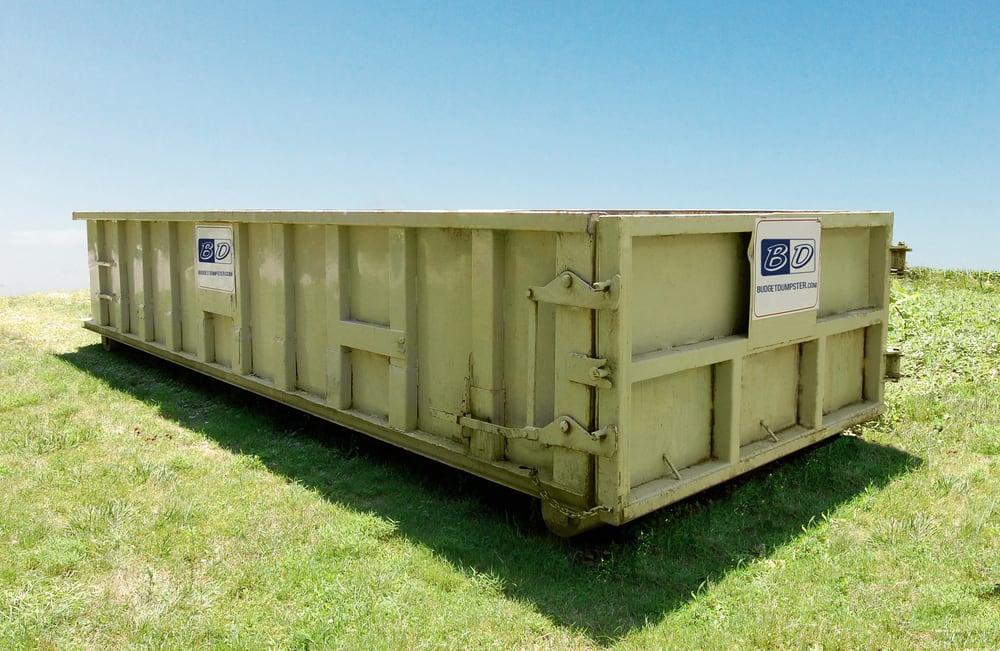 Budget Dumpster Rental: 1541 Salzman Dr, Saint Louis, MO