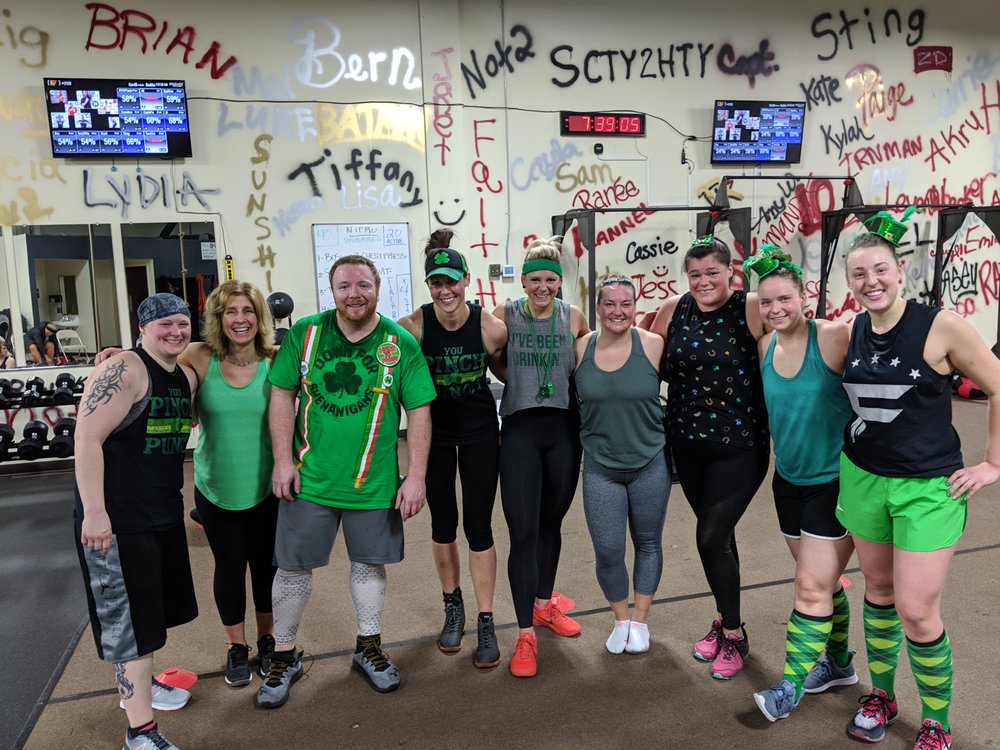 FIRE Fitness Camp Neenah: 976 American Dr, Neenah, WI