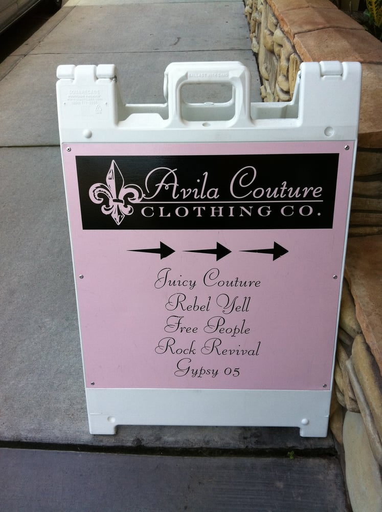 Avila Couture Clothing: 425 1st St, Avila Beach, CA