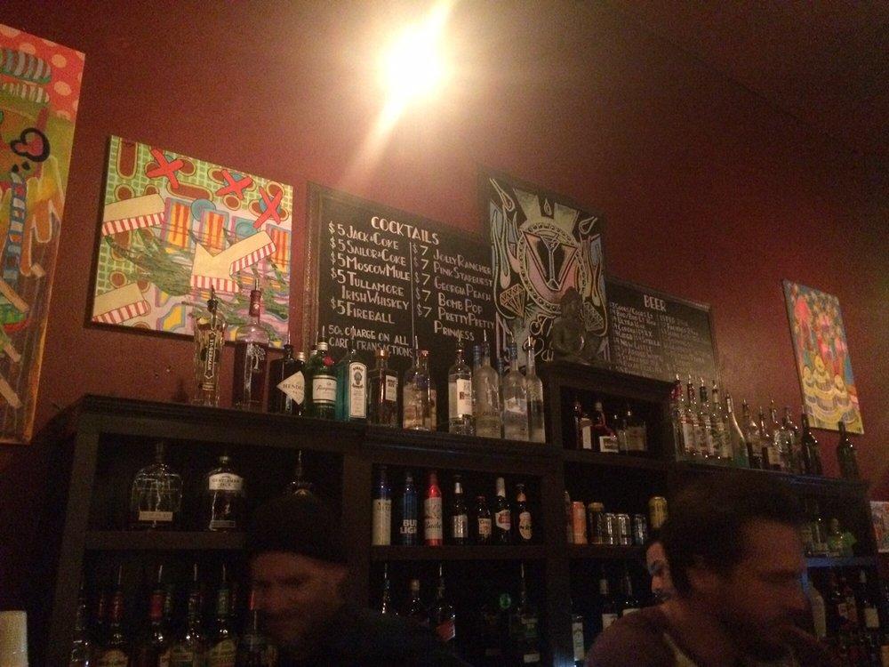 Vault Martini Bar & Grill: 20 E Vine St, Redlands, CA