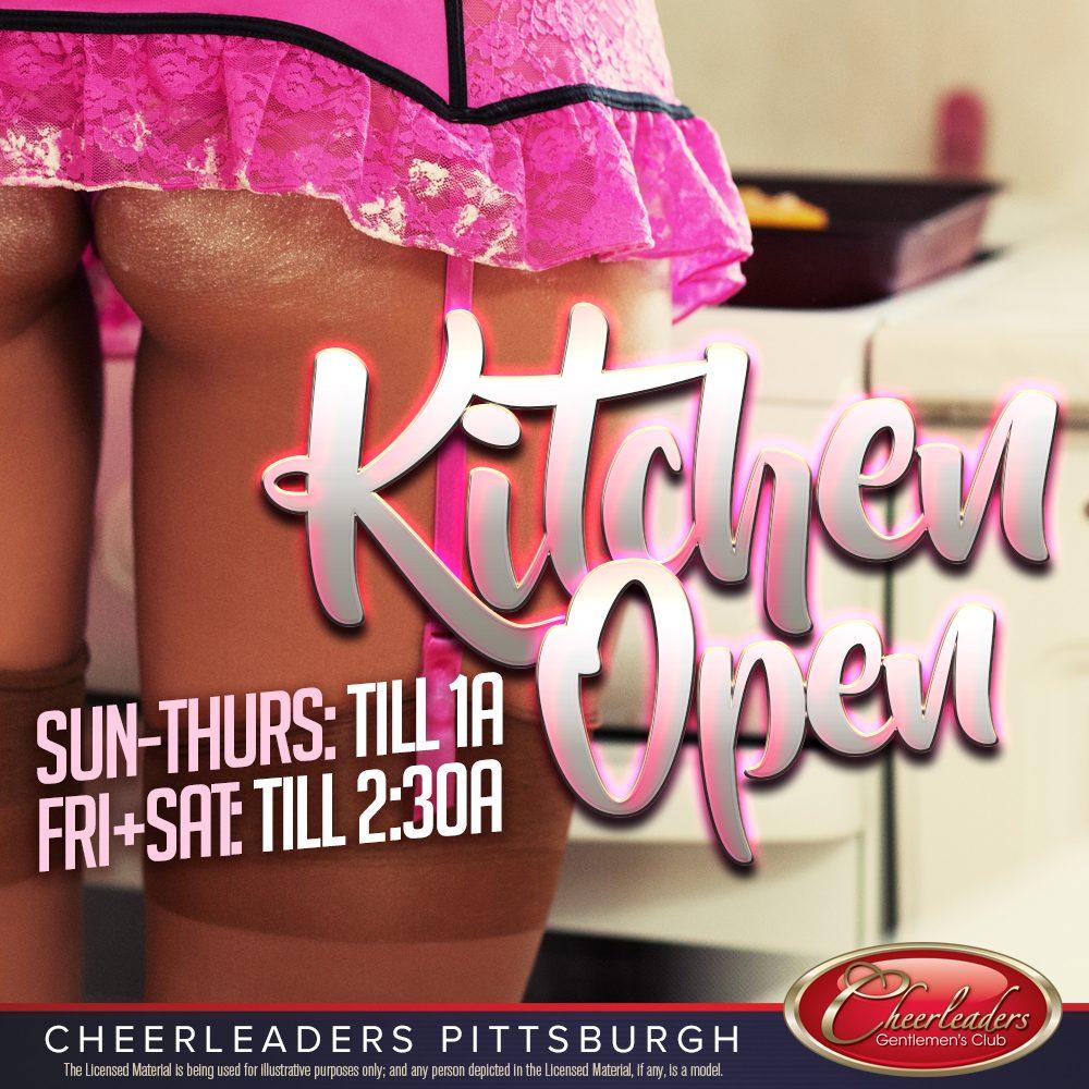 Cheerleaders Gentlemen's Club: 3100 Liberty Ave, Pittsburgh, PA