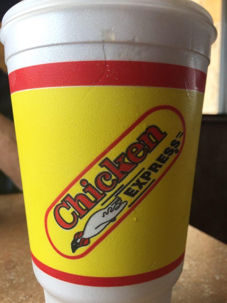 Chicken Express: 2211 Railroad Ave, Cisco, TX