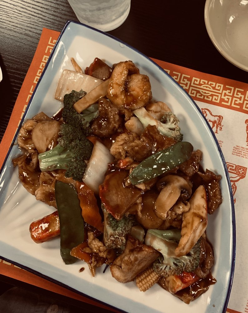 Jins Asian Cuisine II: 196 N Tornado Way, Keyser, WV