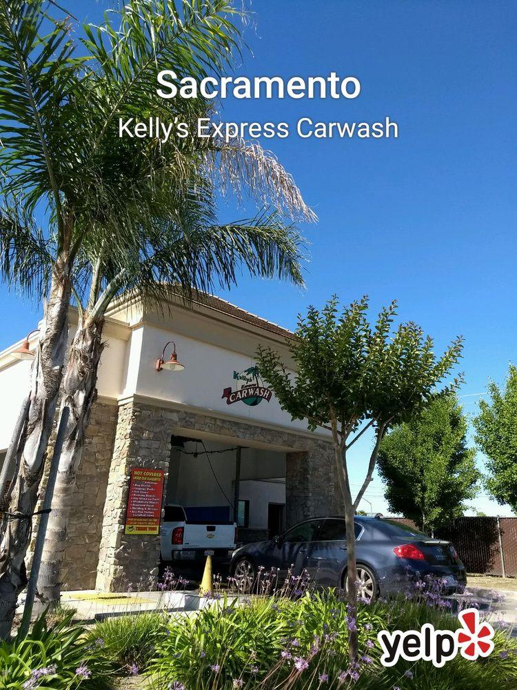 Kelly's Express Carwash