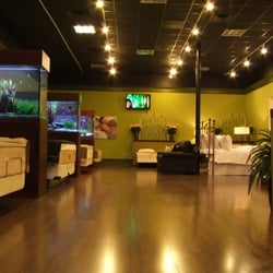 photo of gallery furniture houston tx united states down the aisle of