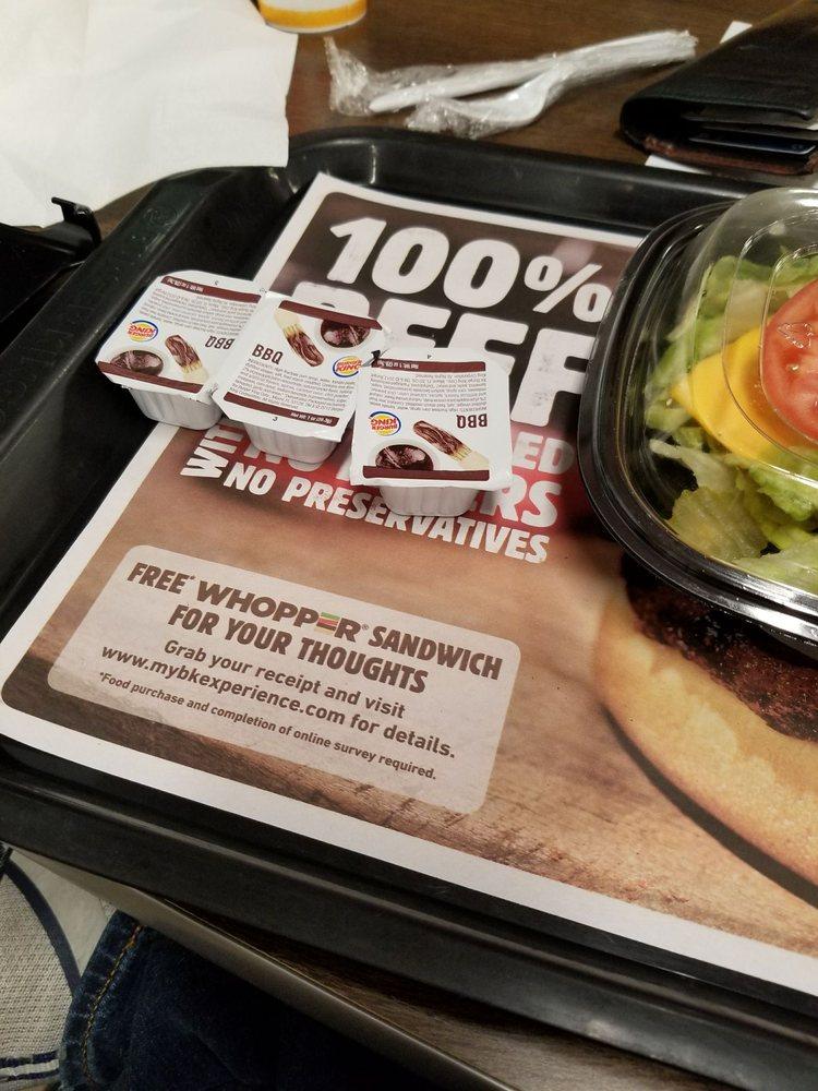 Fast Food In Boise City Ok
