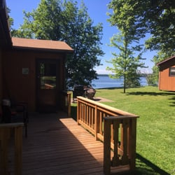 Photo Of Bay Vue Resort Birchwood Wi United States