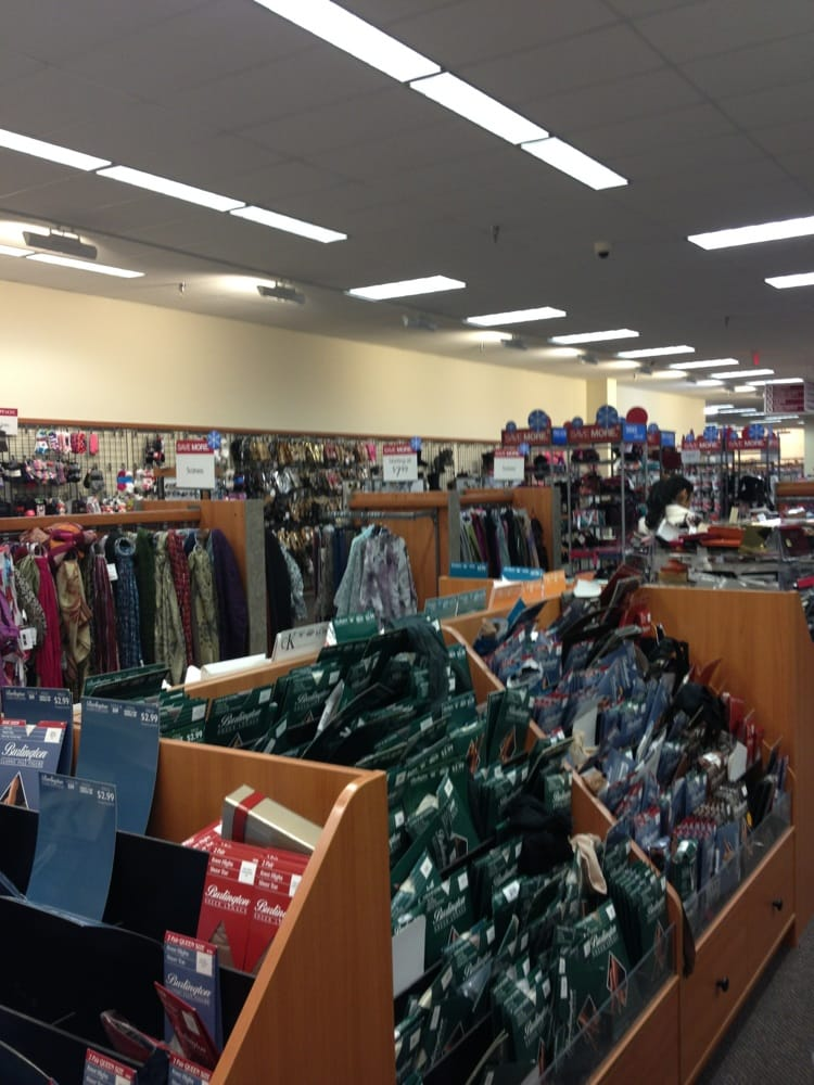 Burlington Coat Factory Department Stores 3831 Vine St