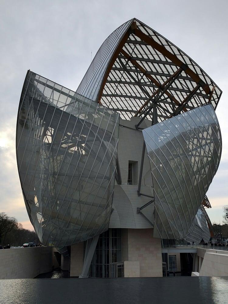 Frank gehry design yelp - Adresse fondation louis vuitton ...