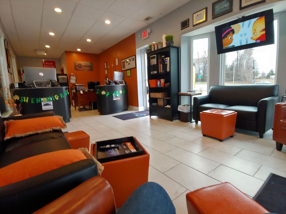 Craftsman Auto Care - Fairfax: 11611 Lee Hwy, Fairfax, VA
