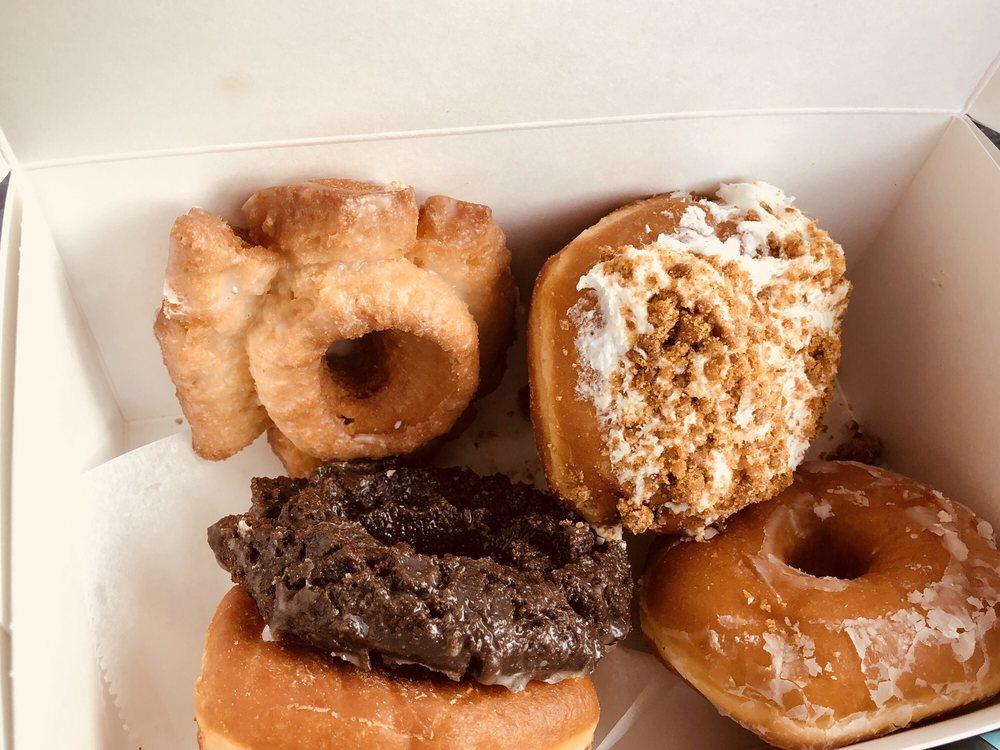 Sesame Donuts Cafe at Portland