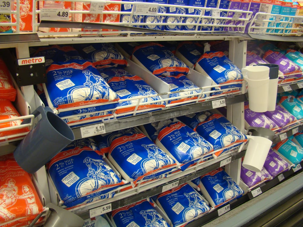 Metro abarrotes 245 rideau street ottawa on canad n mero de tel fono yelp - Nettoyer du cuir avec du lait ...