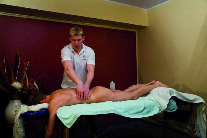 Cologne Gay Massage - Male Masseurs