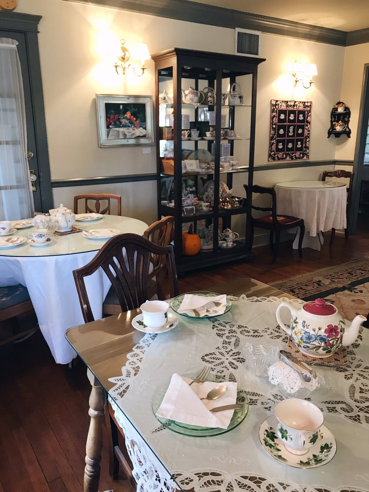 The Four Seasons Tea Room