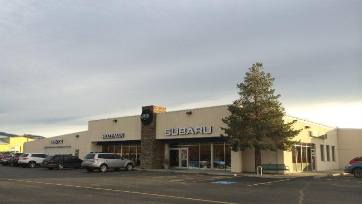 Subaru Of
