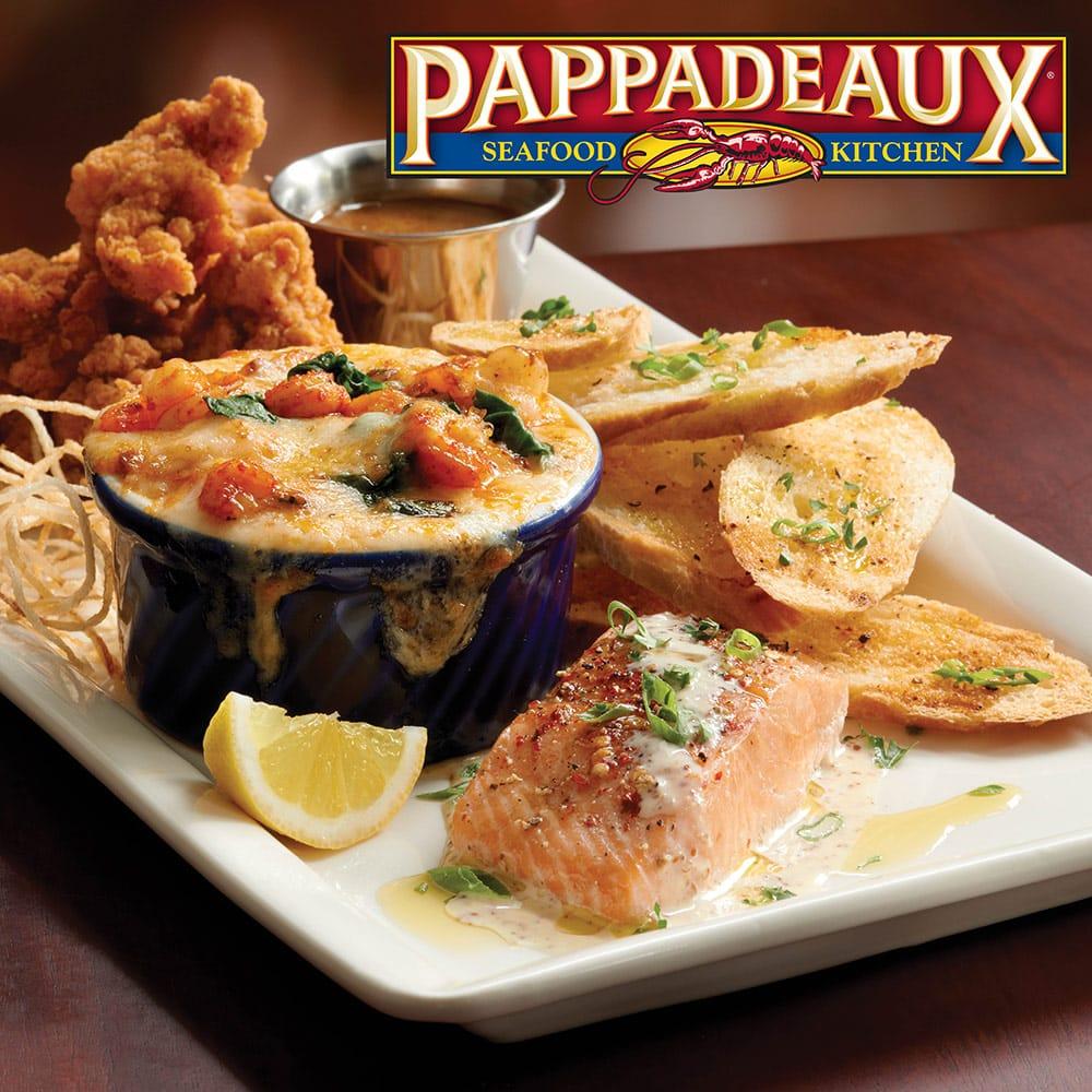 Pappadeaux Seafood Kitchen San Antonio Tx Menu