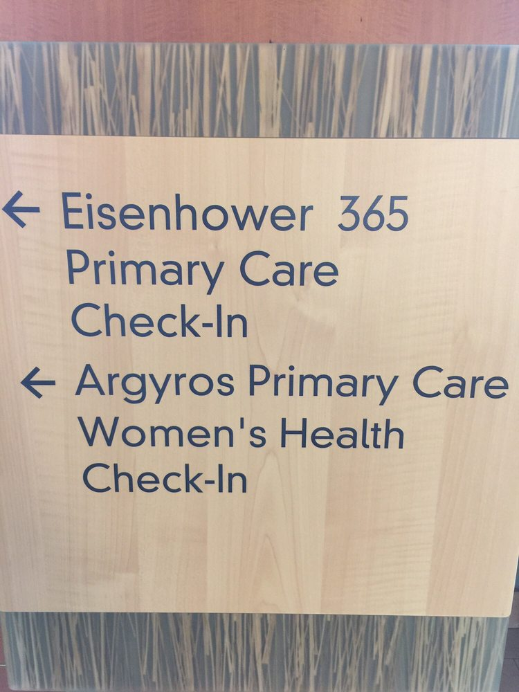 Eisenhower Women's Health: 45280 Seeley Dr, La Quinta, CA