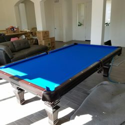 High Society Pool Table Refelting Sporting Goods Madison - Pool table refelting houston