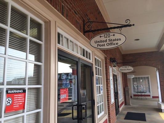 U s post office oficinas de correos 6320 capital blvd for Oficinas de correos en malaga capital
