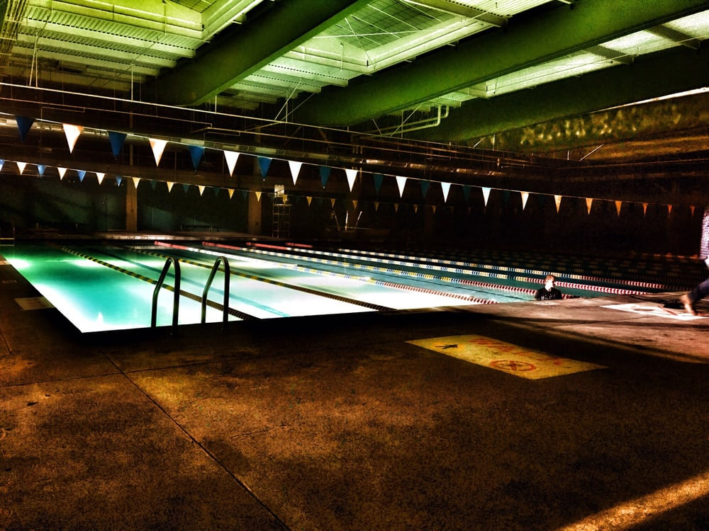 Echo park deep pool 24 photos 75 reviews swimming - Indoor swimming pools in los angeles ca ...
