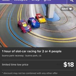 Buena park slot car racing patrick bruel poker 2018