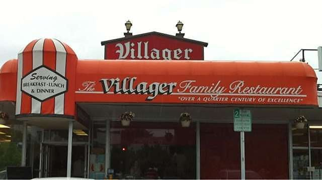 Food from Villager Family Restaurant the