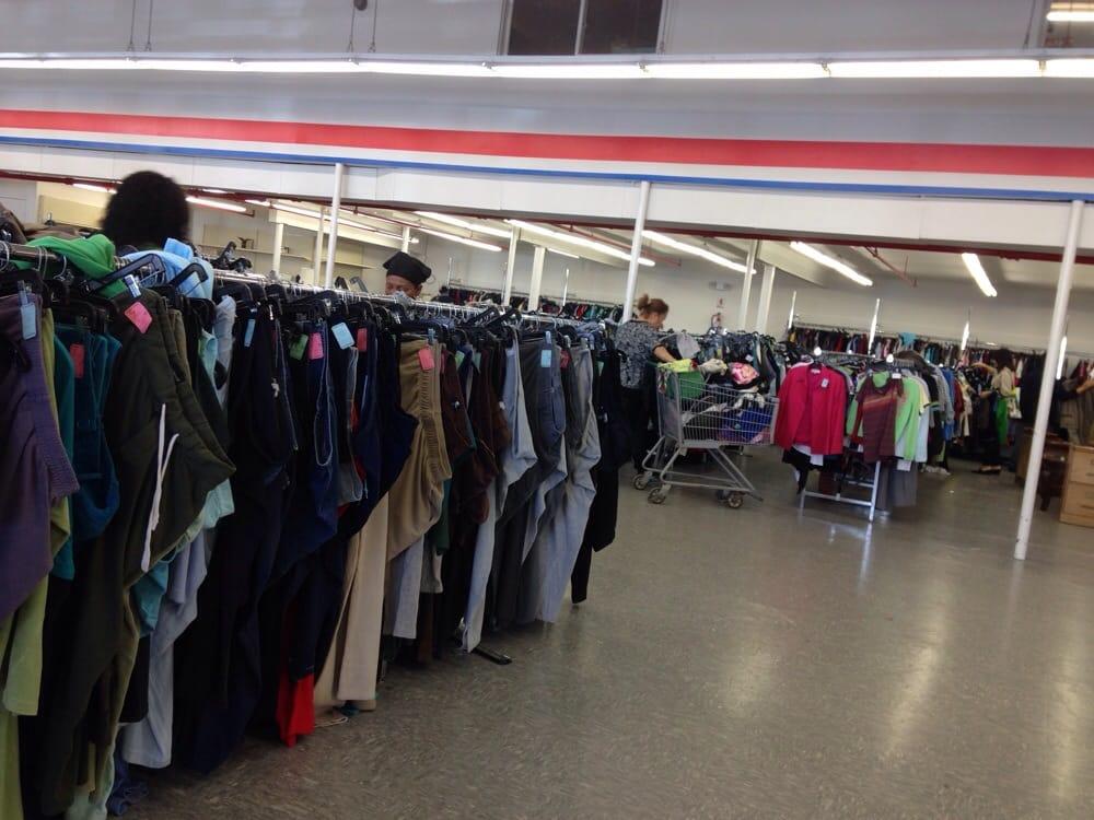 Salvation Army Thrift Store   Thrift Stores   417 Passaic Ave, Passaic, NJ    Phone Number   Yelp