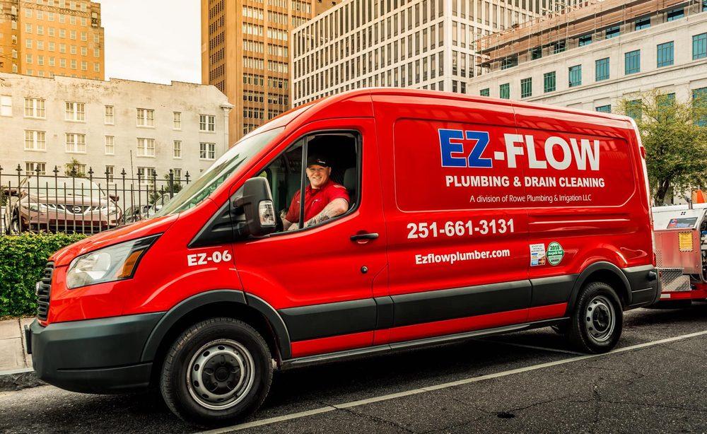 EZ-Flow: 2601 Halls Mill Rd, Mobile, AL