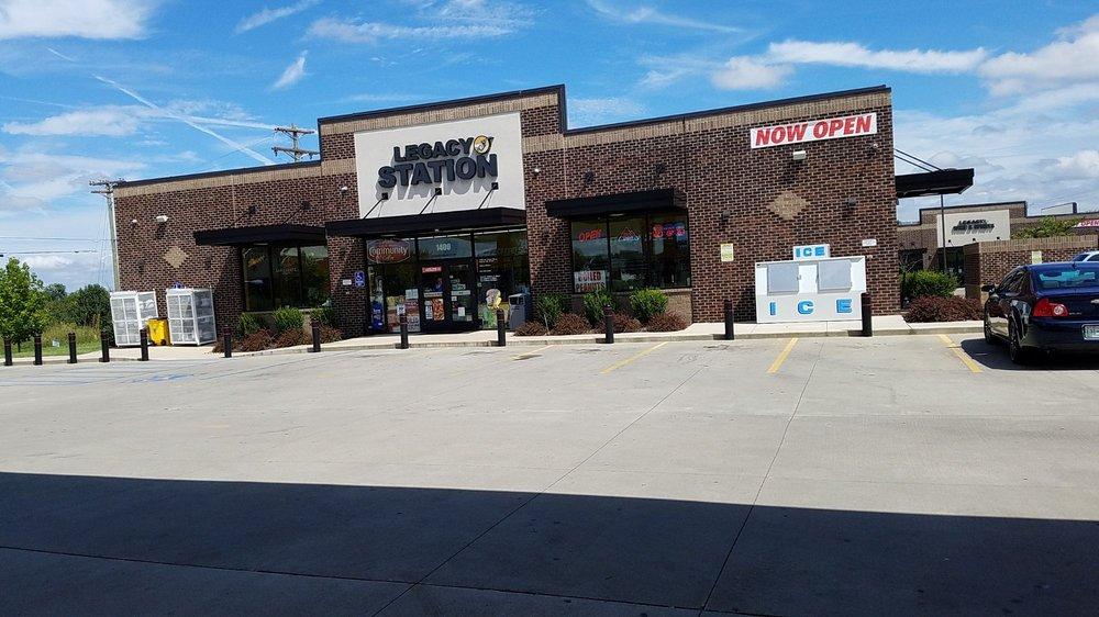 Shell Legacy Station: 1400 Lee Victory Pkwy, Smyrna, TN